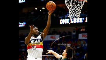 Randle, Miller lead Pelicans past Wolves, 123-114