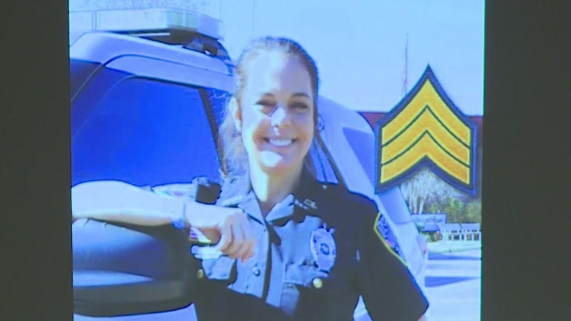 Funeral held for Slidell Sgt. Theresa Simon