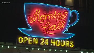 Morning Call cafe closes, draws crowds in final night