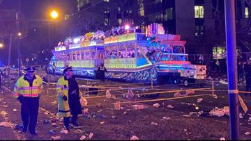 Zulu, Bacchus, Orpheus, Thoth will abide by tandem float ban - split floats into parts