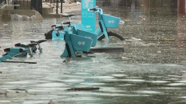 City officials admit catch basins need work after July 10 flooding