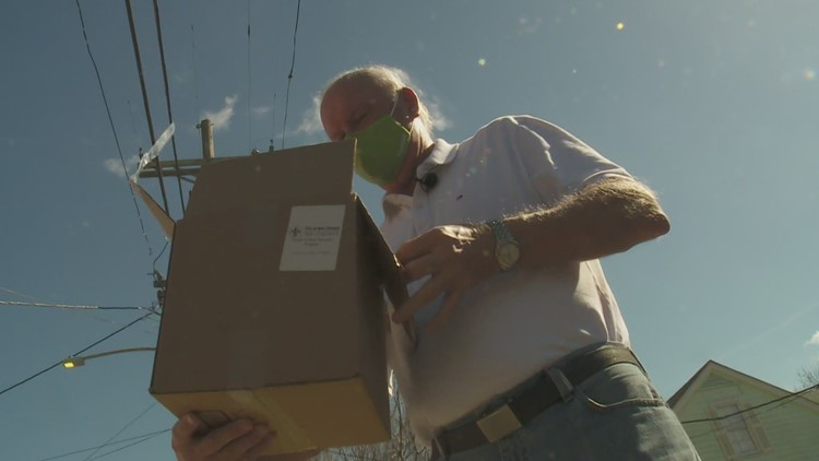 Chef's Brigade delivers millions of meals, giving lifeline to New Orleans restaurants and residents needing food assistance