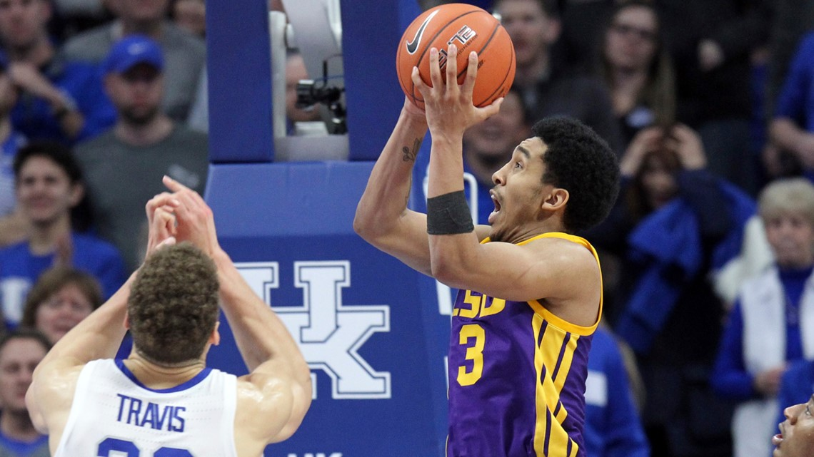 LSU's Dream Season Continues After Upset at Kentucky