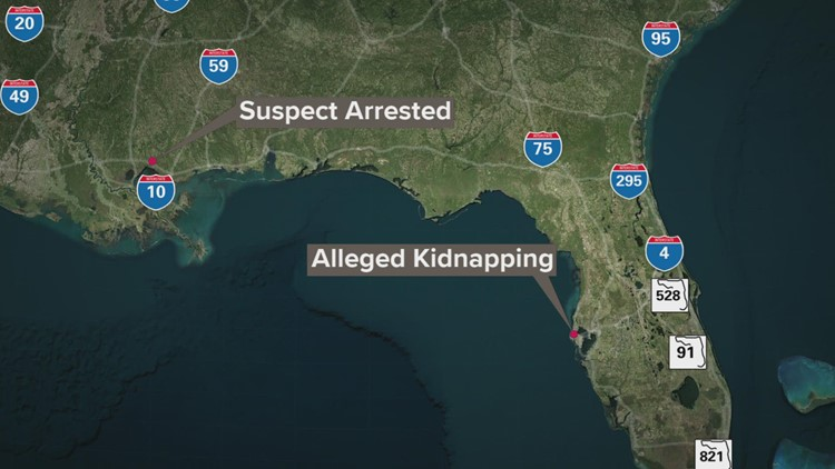 Florida man allegedly kidnapped girlfriend at knifepoint on Northshore
