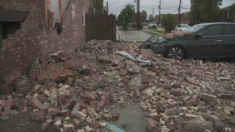'You only see this on TV' | Severe storms hit Metro Area