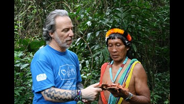 New Orleans native gets Harvard award for medical research in the Amazon rainforest