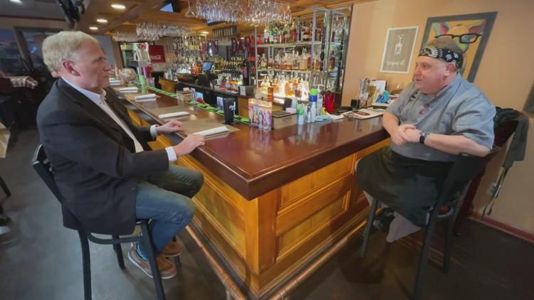 Today's Main Course: Eric Paulsen checks in on Chef Duke & Dab's Bistro