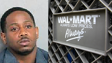 Man stole electric cart from Houma Walmart to drive to a bar