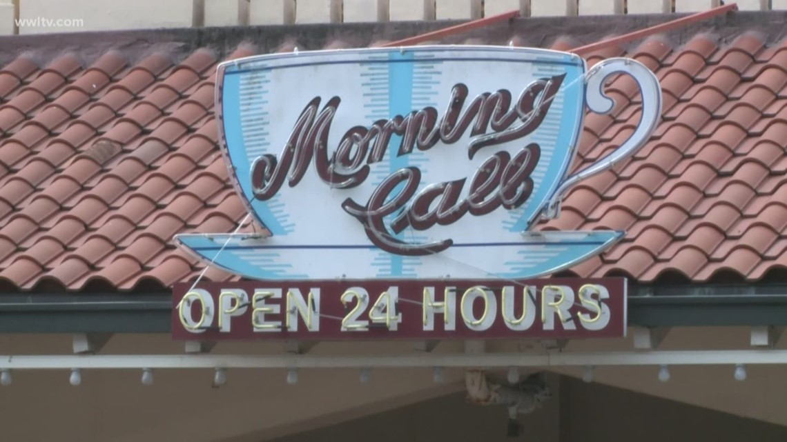 Morning Call serves up its last orders of beignets and café au lait