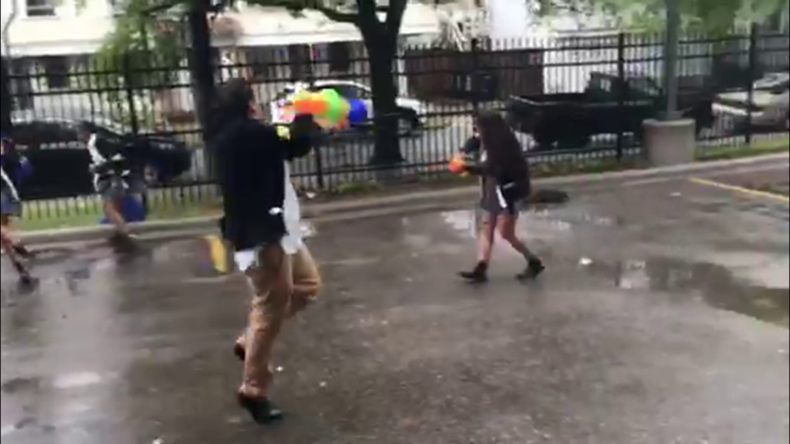 After appeal, students still banned from graduation for water gun fight