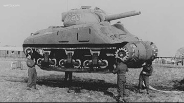 The Ghost Army: The mysterious men who tricked the Nazis with inflatable tanks in World War II