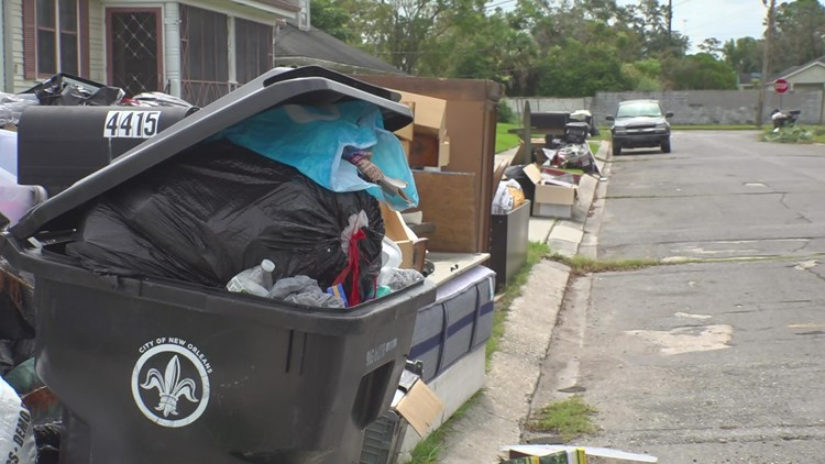 New Orleans opens place to dump your household garbage
