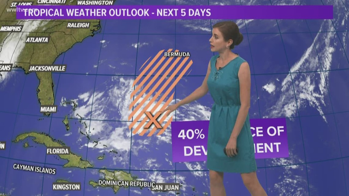 Special Tropical Update: Chance for some development in the Atlantic this week