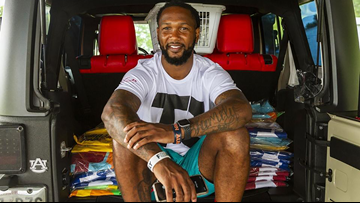 Southeast Louisiana NFL player creating nonprofit to help single mothers