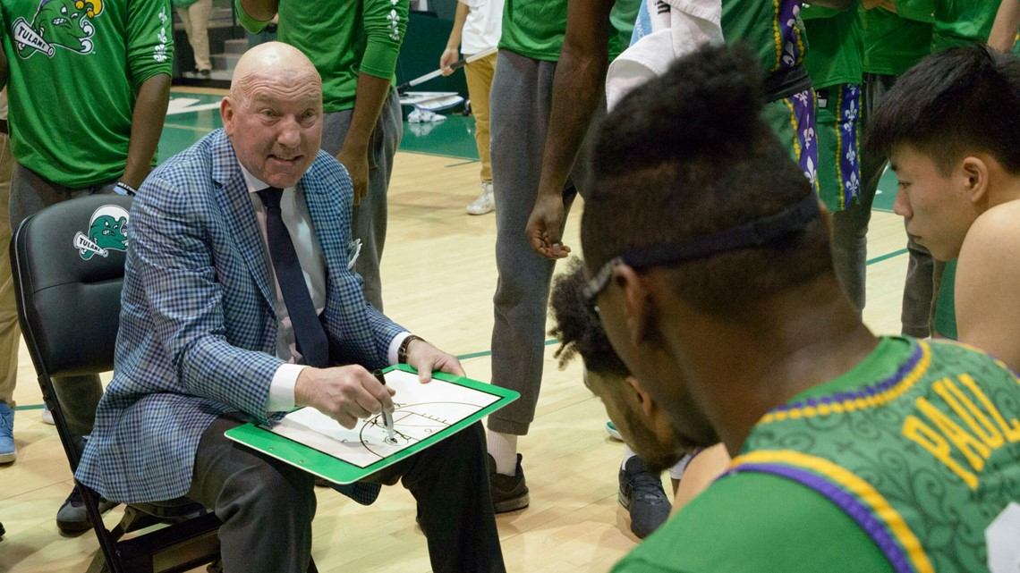 Dunleavy out as Tulane's head basketball coach