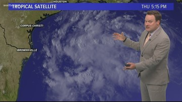 Tropical Wave set to increase rain chances this weekend