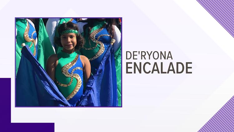 Deryona Encalade