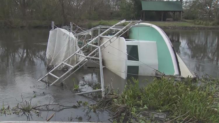United Way and WWL-TV's Hurricane Ida relief program