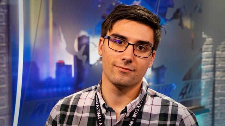 Chris McCrory - Digital Journalist