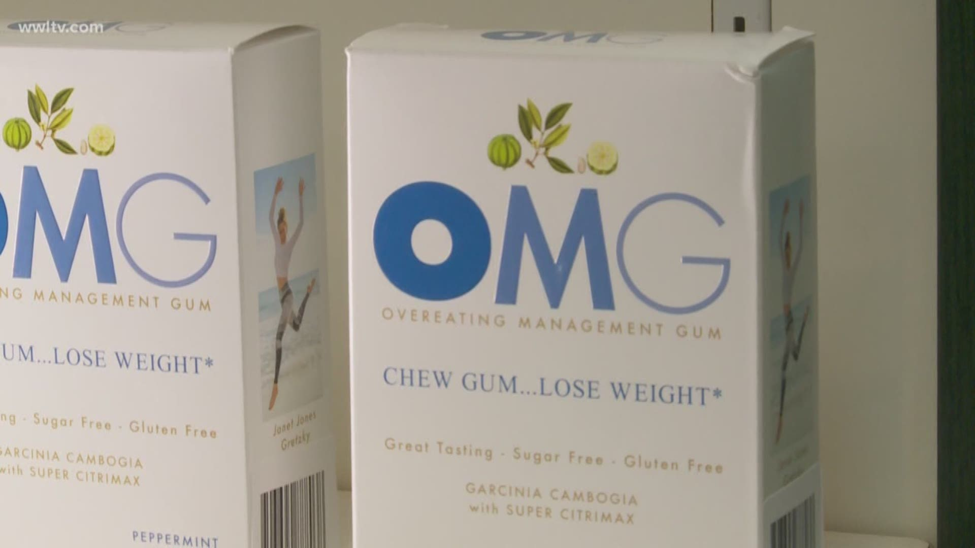 Weightloss Wednesday Could Omg Gum Help You Lose Weight Wwltv Com