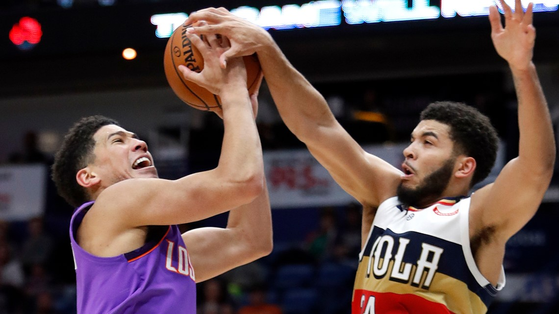 Pelicans have epic end-of-game problems to lose in OT