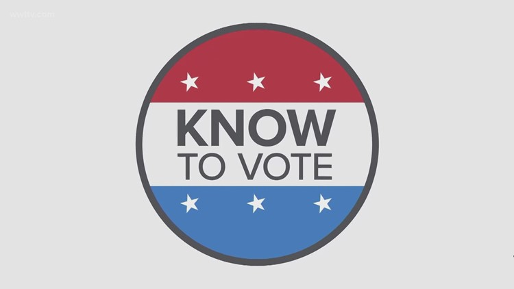 Know to Vote | Here's a look at what's on the ballot Dec. 5