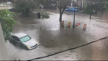 New Orleans city officials address ongoing flooding issues