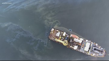 Cost to contain country's longest oil spill? $31 million