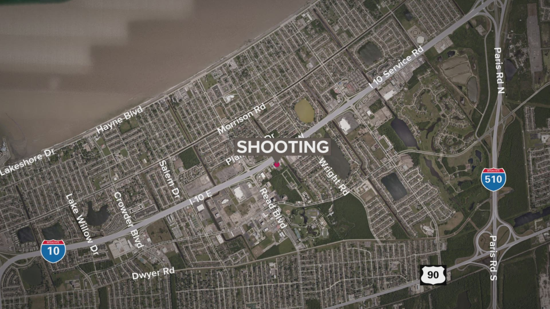 Eight People Injured in Shooting Outside Vacant New Orleans Hotel