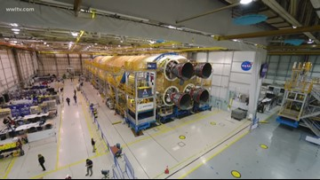 NASA to unveil 'most powerful rocket in the world' in New Orleans