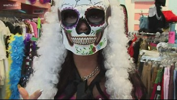 Last-minute Halloween costumes are selling out