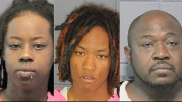 Four arrested, including 13-year-old, for burglary, armed robbery, carjacking spree in St. John