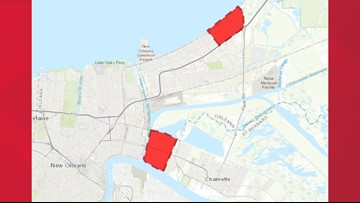 Boil water advisory lifted for Lower 9th Ward, part of New ...