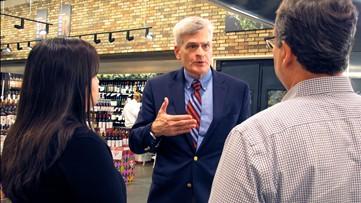 U.S. Sen. Bill Cassidy formally launches reelection bid