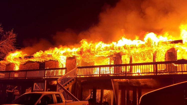 Firefighters suspect generator caused massive house fire in Dulac