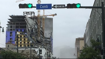 Hard Rock hotel collapse: Investigation, Rescue & Recovery