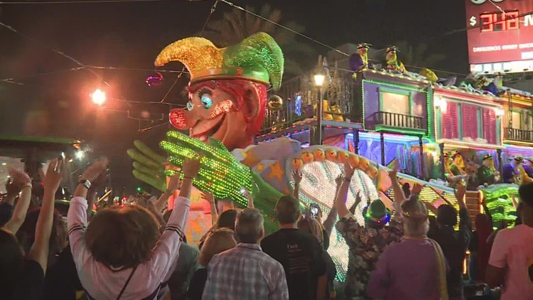 Cantrell wants Carnival 2022 but concerned about opening up city 'to the world'