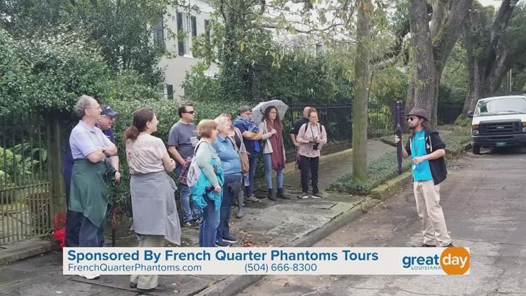 One Tank Trips: French Quarter Phantoms Tours