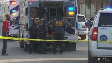 Male victim shot in St. Roch area