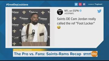 Pros vs. Fans