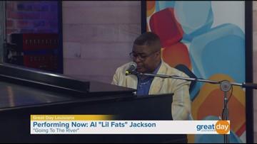 """Al """"Lil Fats"""" Jackson"""