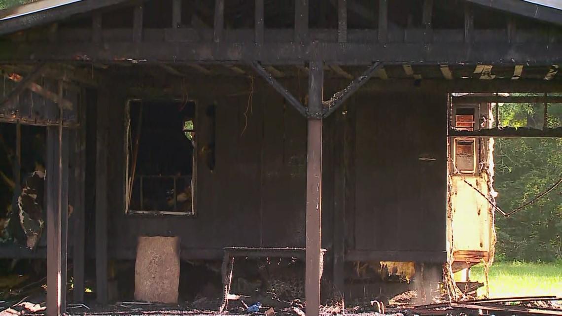 Body found in burning home in Hammond