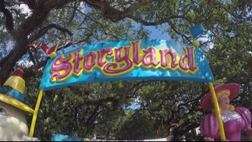 Storyland, new and improved, opens in City Park with STEM in mind