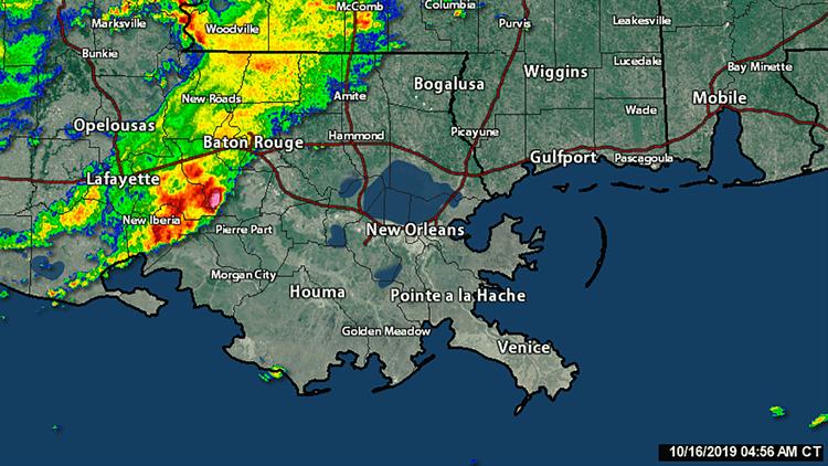 Louisiana Radars