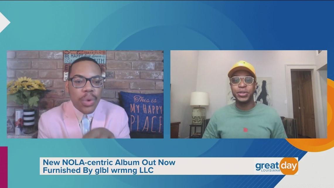 Rapper Pell Discusses 'glbl wrmng'