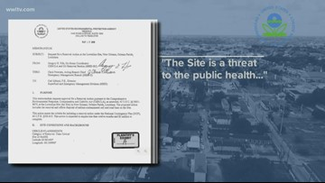 EPA memo shows city, state and federal officials knew about Gert Town radiation long before residents