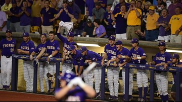 Game times announced for LSU super regional vs Florida State
