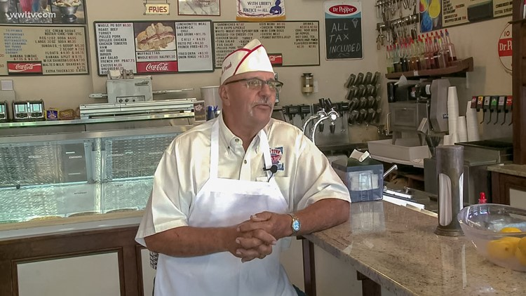 The Old Town Slidell Soda Shop - the sweetest treat in Slidell
