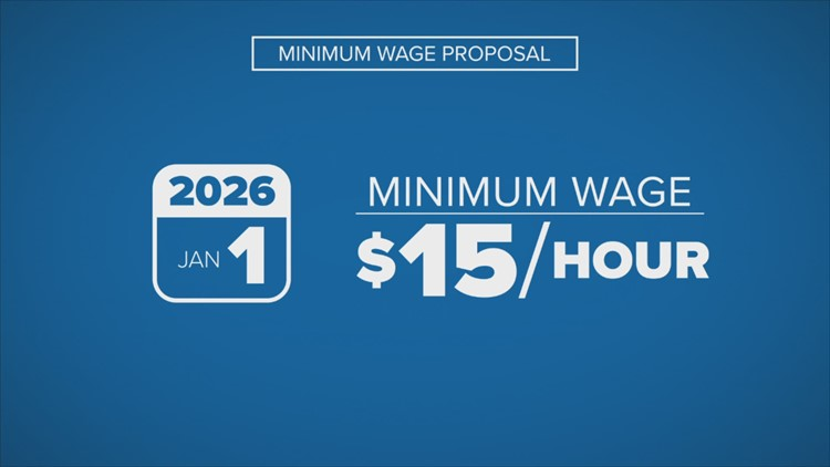 Bill under consideration would raise La. minimum wage to $15 by 2026