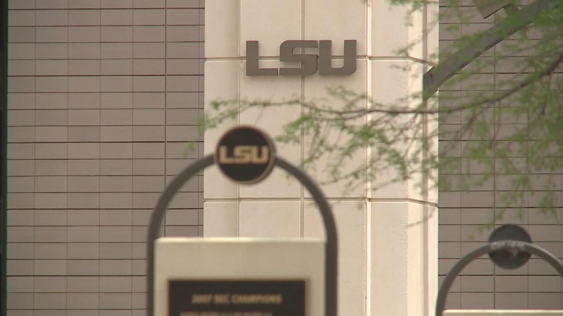 LSU Sexual Harassment: Legislative hearing